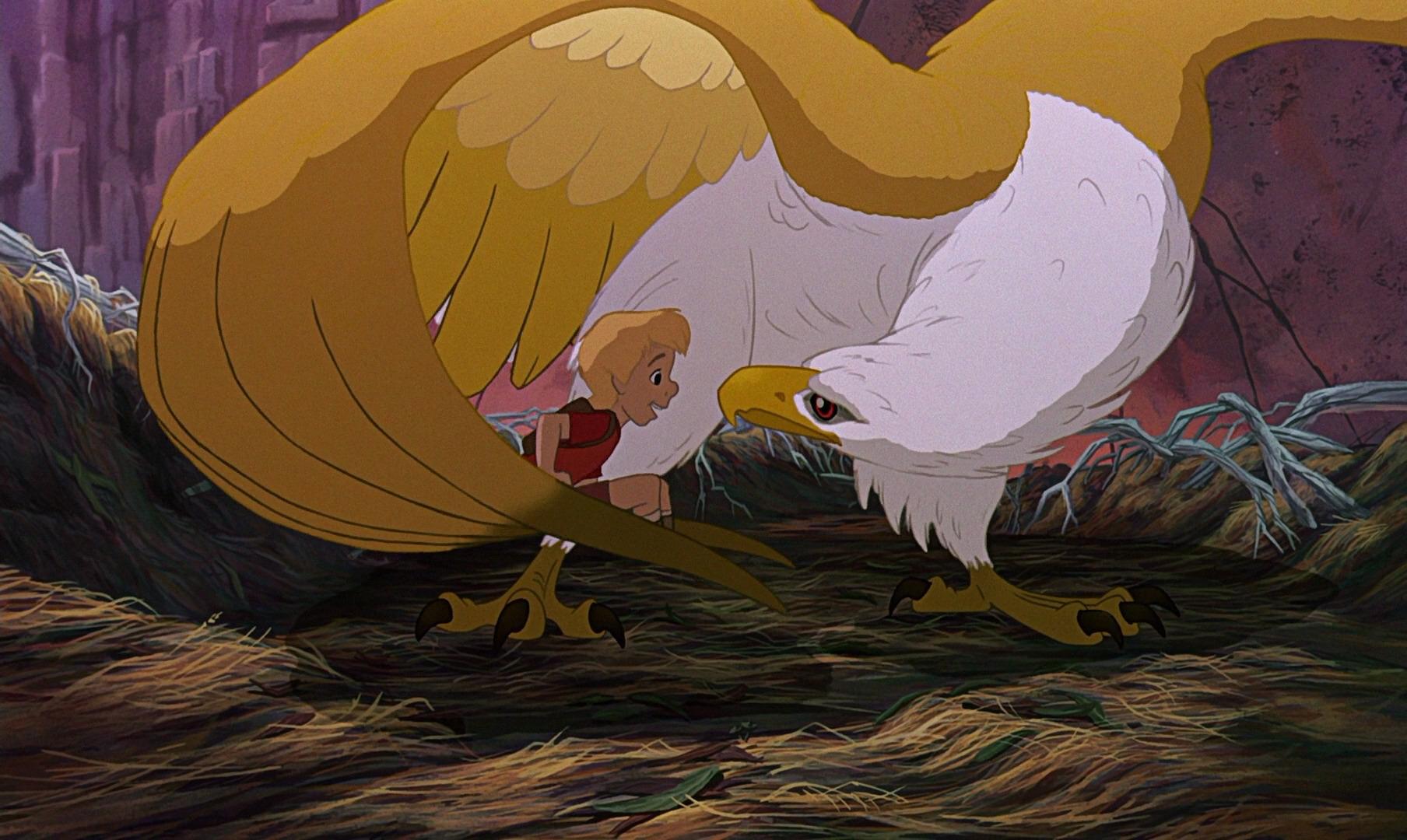 bernard  bianca im känguruland  filmrezensionende