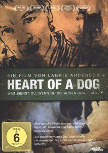 Heart of a Dog DVD