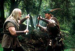 Robin Hood Helden in Strumpfhosen