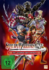 Samurai Warriors SP