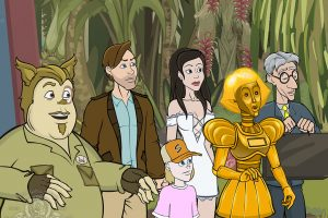 Spaceballs Animated Series