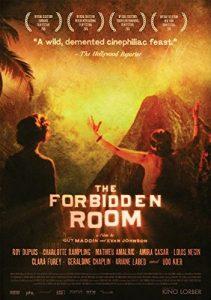 The Forbidden Room DVD