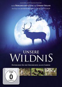 Unsere Wildnis DVD