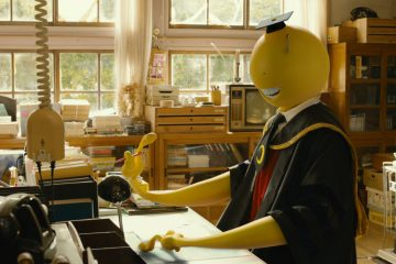 Assassination Classroom Film 1 Frontpage