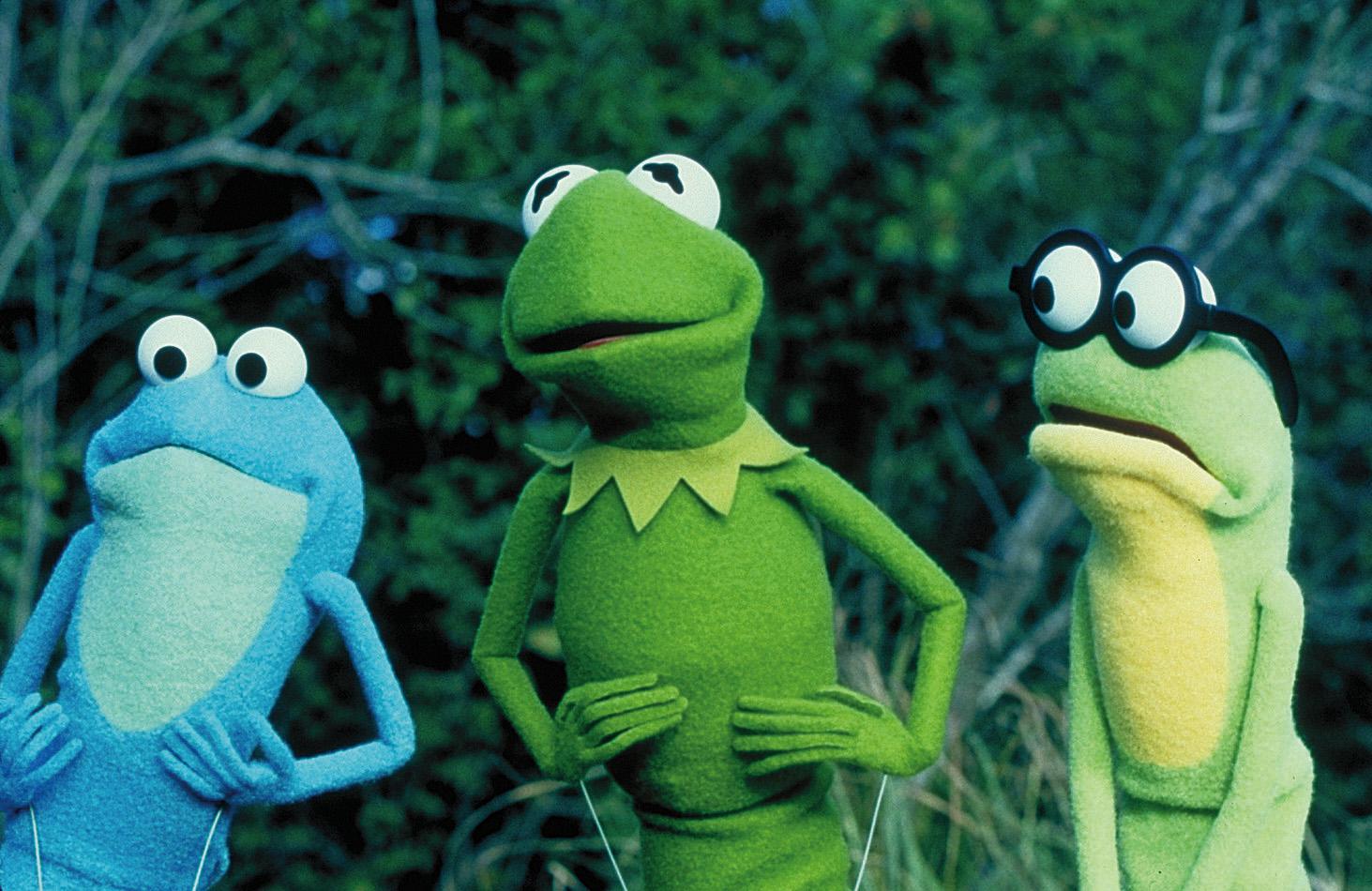 Frosch Kermit