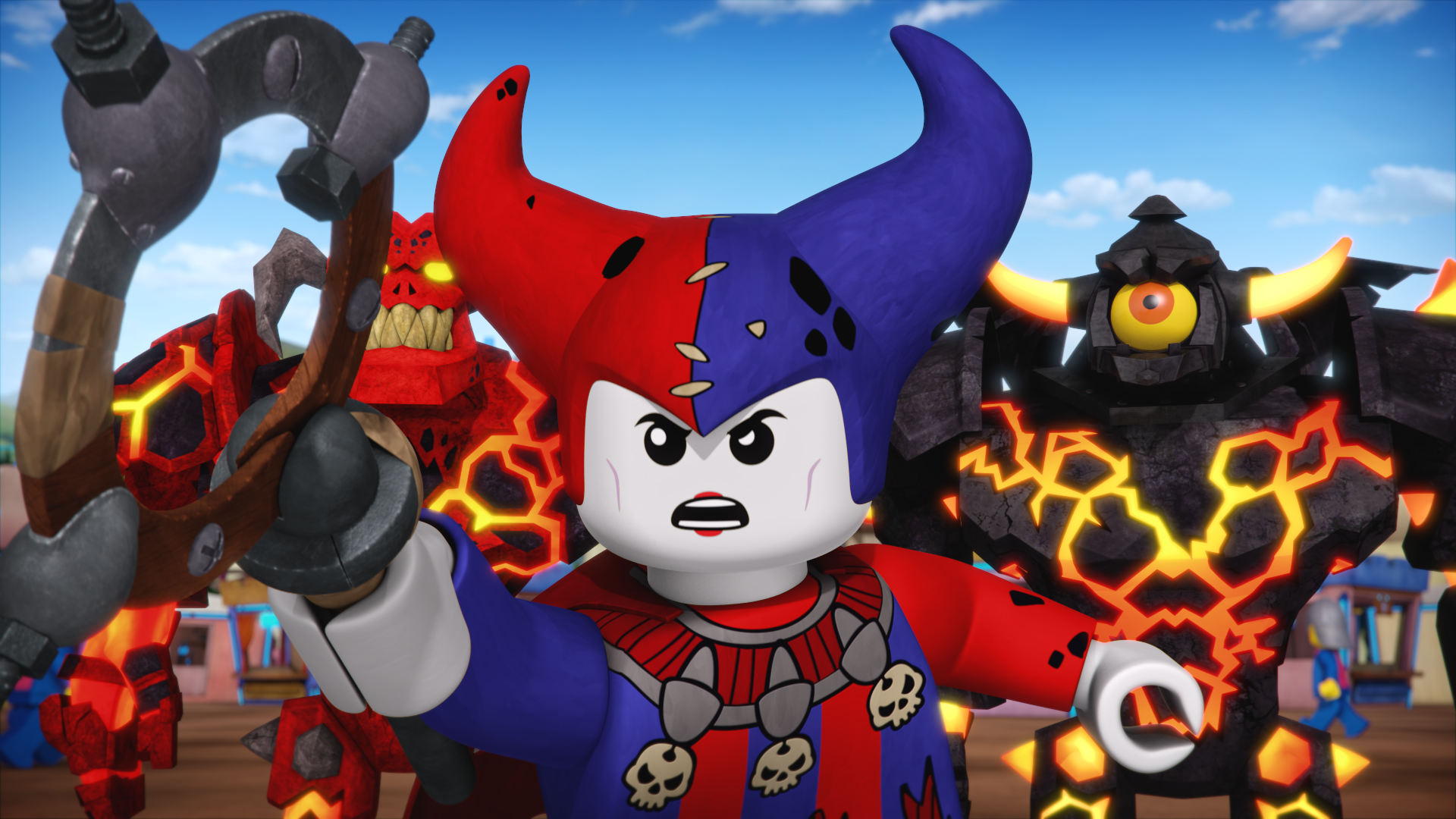Lego Nexo Knights Summer  Brick Sho