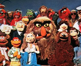 Muppet Show Staffel 1 Frontpage