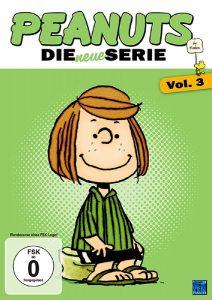 Peanuts Die neue Serie Vol 3