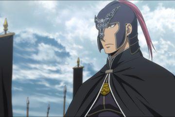 The Heroic Legend of Arslan 2015