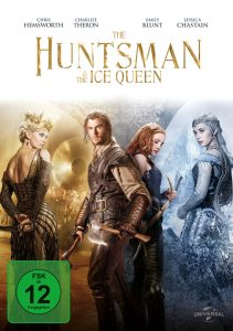 The Huntsman & the Ice Queen DVD