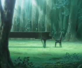 The Piano Forest Frontpage