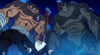 Batman Unlimited Mechs vs Monsters