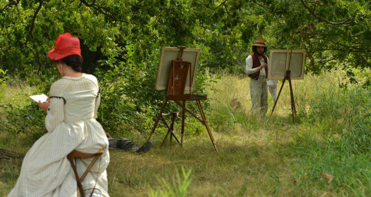 Meine Zeit mit Cezanne
