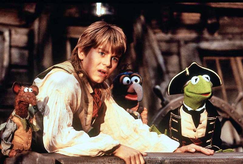 Muppet Treasure Island Professional Pirate Mp