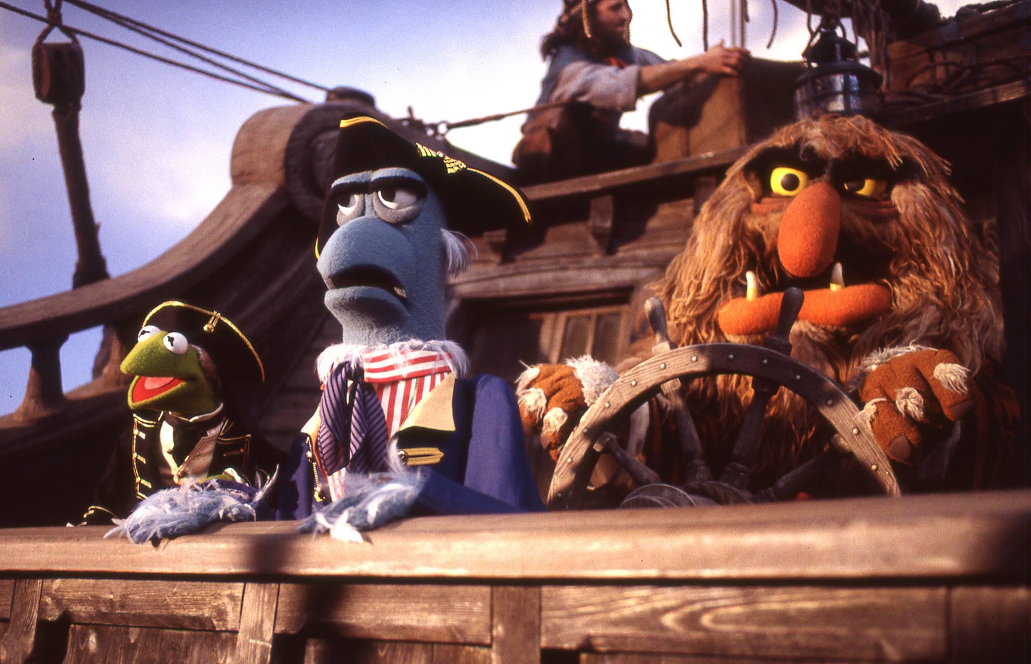 Muppet Treasure Island Truffle
