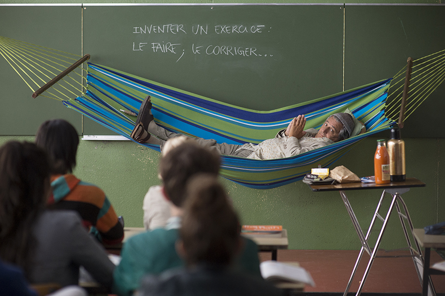 School Camp Ganzer Film