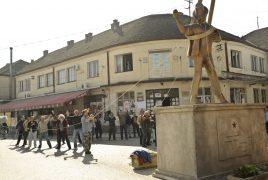 Monument to Michael Jackson