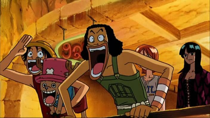 One Piece - 4. Film: Das Dead End Rennen   Film-Rezensionen.de