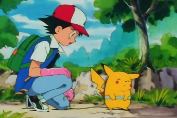 Pokemon Staffel 1