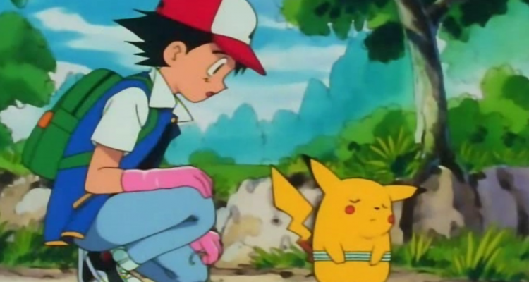Pokemon Staffel 1 Online
