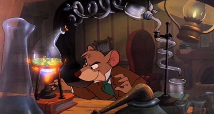 Basil der große Mäusedetektiv