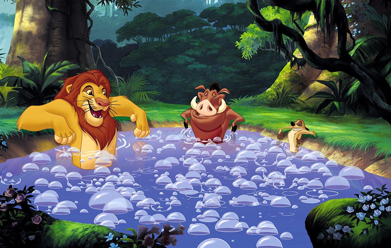 Der könig löwen hakuna matata film rezensionen