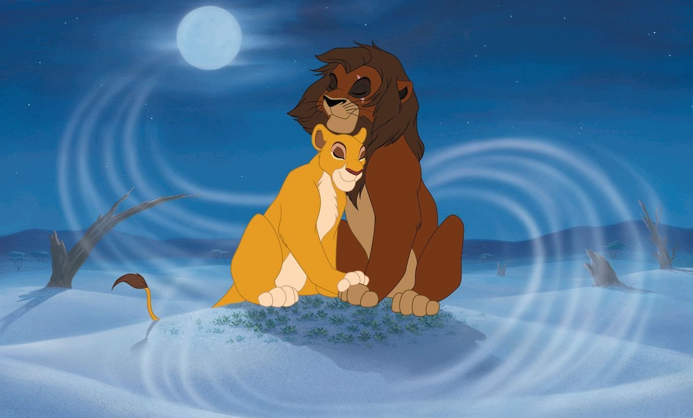 lion king 2 mufasa