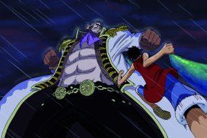 One Piece 5 Der Fluch des heiligen Schwerts