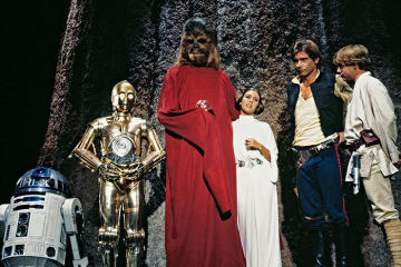 Star Wars Holidays Special