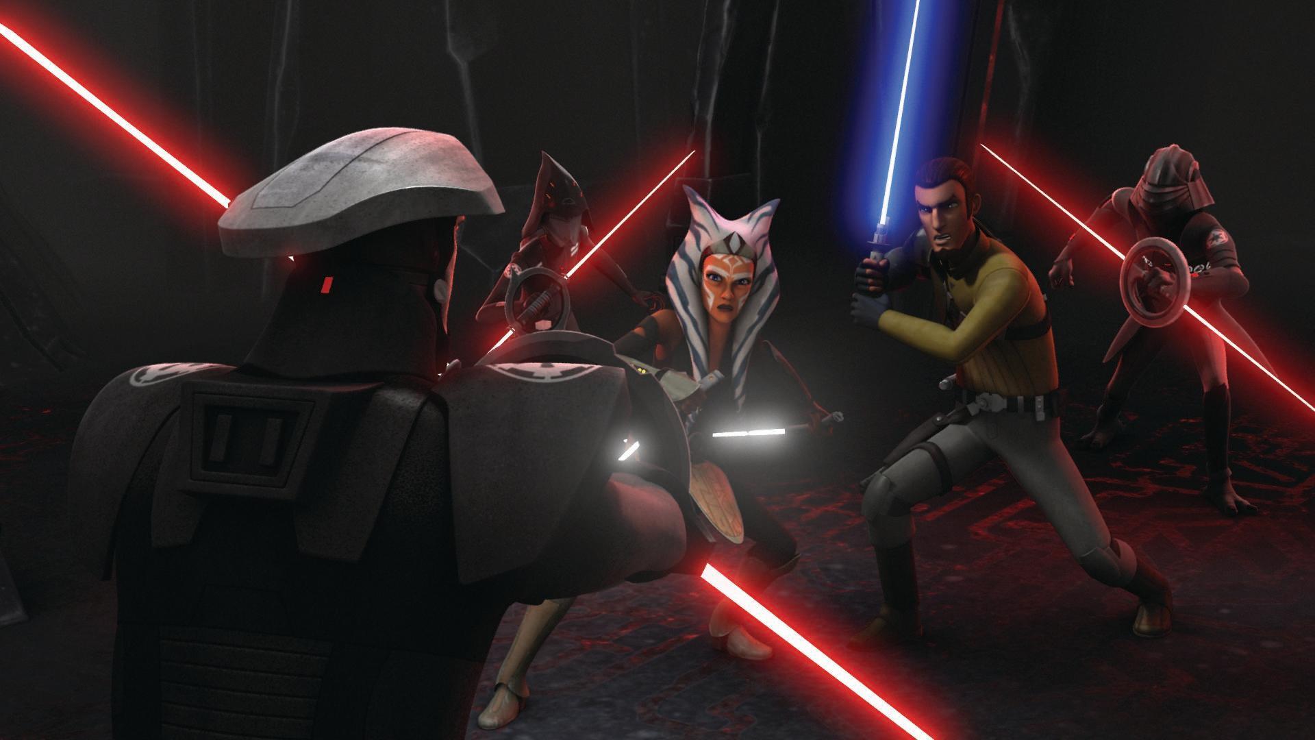 Star Wars Rebels Staffel 2 Folge 2
