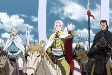 Heroic Legend of Arslan 2015