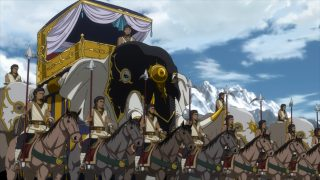 Heroic Legend of Arslan 2015