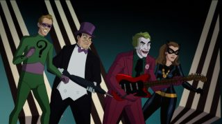 Batman Return of the Caped Crusaders