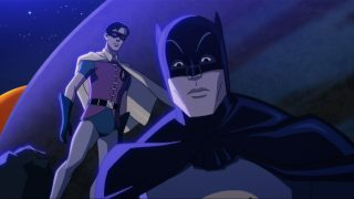 Batman Return of the Caped Crusaders