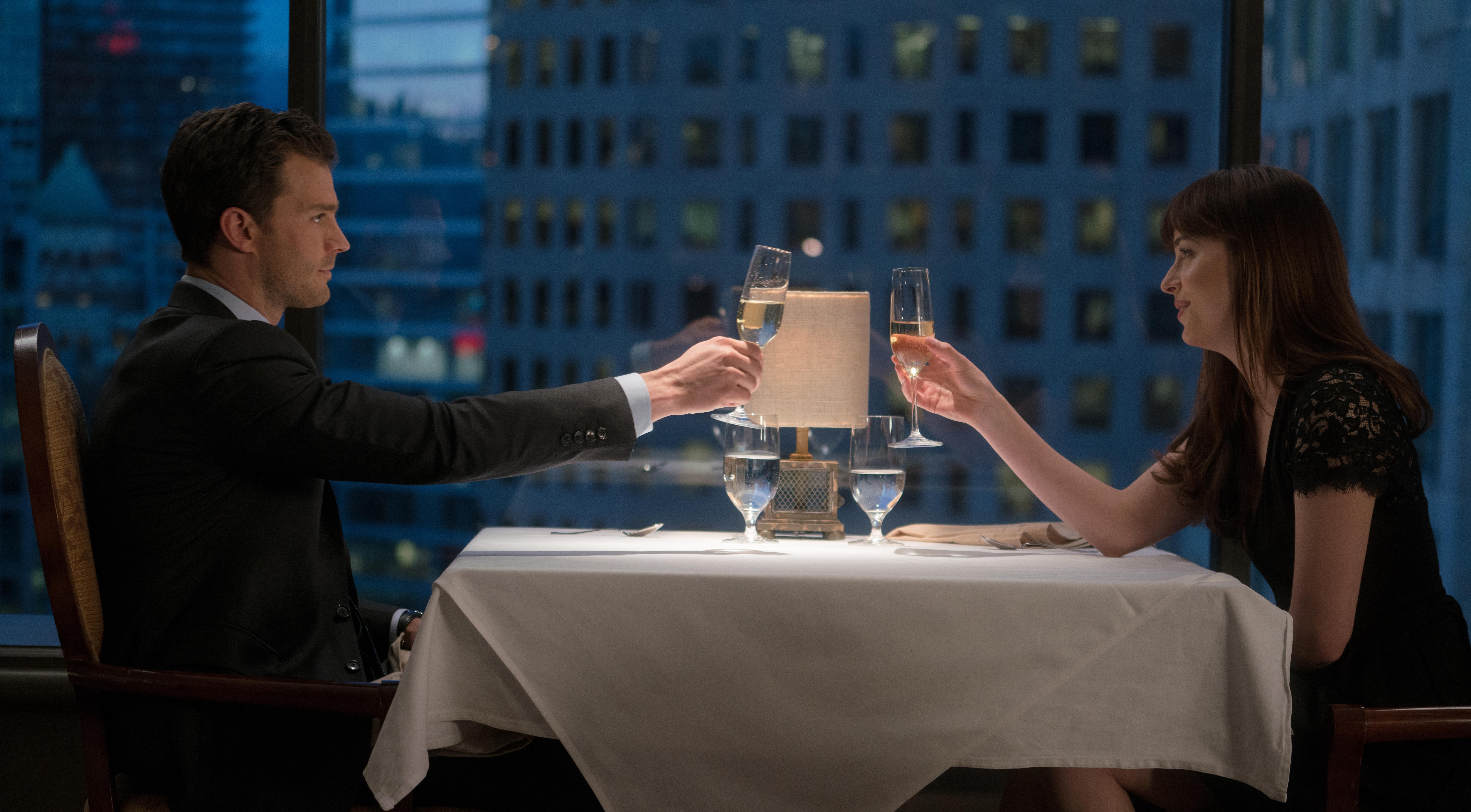 Fifty Shades Of Grey Gefährliche Liebe Film Rezensionende