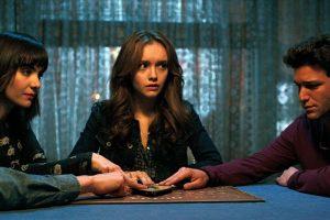 Ouija Spiel nicht mit dem Teufel