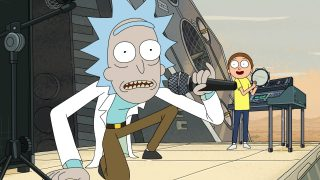 Rick and Morty Staffel 2