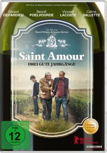 Saint Amour DVD