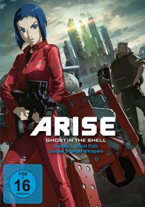 Ghost in the Shell Arise 1 + 2