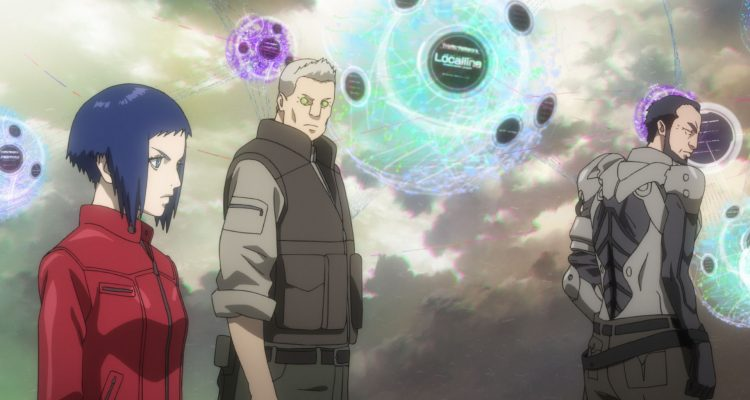Ghost in the Shell Arise Border 1 + 2