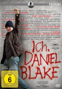 Ich Daniel Blake DVD