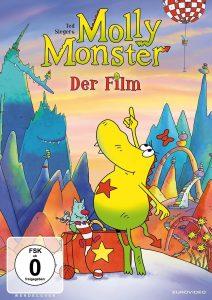Molly Monster Der Film DVD