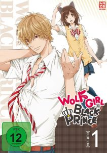 Wolf Girl and Black Prince Vol. 1