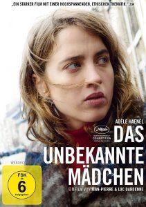 Das unbekannte Maedchen DVD