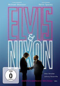 Elvis und Nixon DVD
