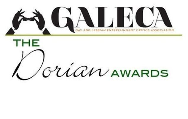 Galeca Dorian Awards Logo