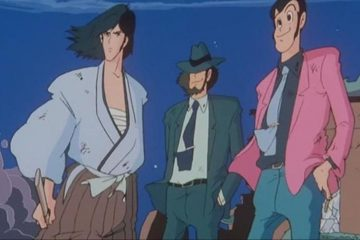 Lupin III Gold of Babylon