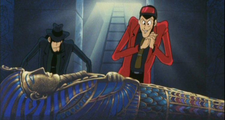 Lupin III The Mystery of Mamo