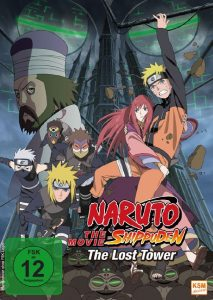 Naruto Shippuden The Movie 4 The Lost Tower