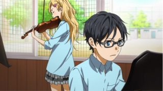 Shigatsu wa kimi no uso Sekunden in Moll Your Lie in April
